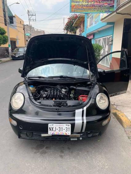 Volkswagen Beetle 2.0 Gls Mt 2002