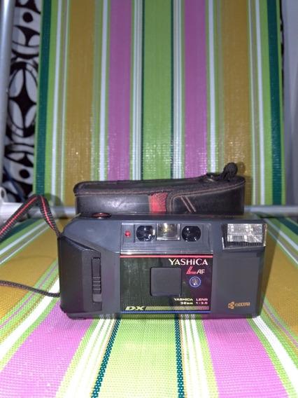 Linda Yashica L Af - Câmera Analógica +capa + Alça