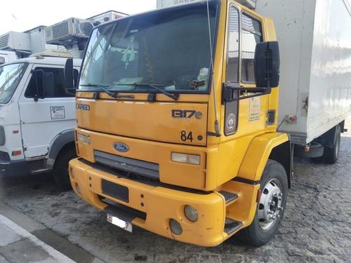 Imagem 1 de 13 de Ford - Cargo 1317e - 4x2 - 2011 - Baú Refrigerado