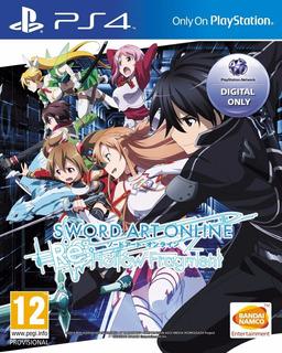 Sword Art Online Re Hollow Fragment Digital Ps4