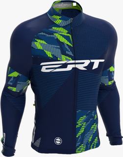 Camisa Ert Manga Longa Nova Tour Dots 2020 Ciclismo Mtb Bike