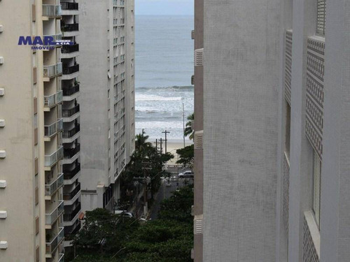 Imagem 1 de 13 de Apartamento Residencial À Venda, Centro, Guarujá - . - Ap10224