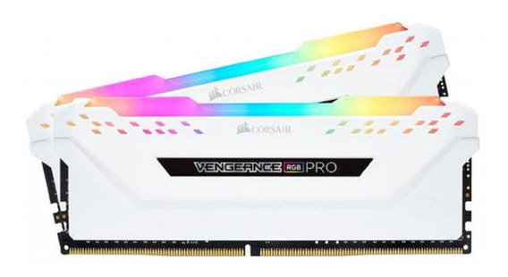 Memória Ddr4 3000mhz Corsair Vengenace Rgb Pro 16gb (2x8gb) Pc Desktop
