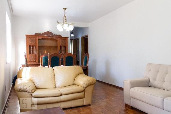 Apartamento No 1º Andar Mobiliado Com 2 Dormitórios - Id: 892983720 - 283720