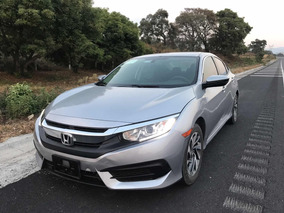 Honda Civic 2.0 Ex Man Mt 2016