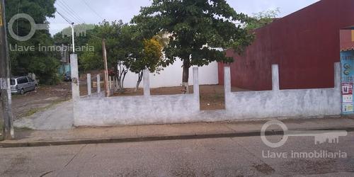 Imagen 1 de 4 de Terreno En Venta, Col. Teresa, Coatzacoalcos, Ver.