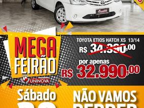Toyota Etios Hatch Xs Flex 2014