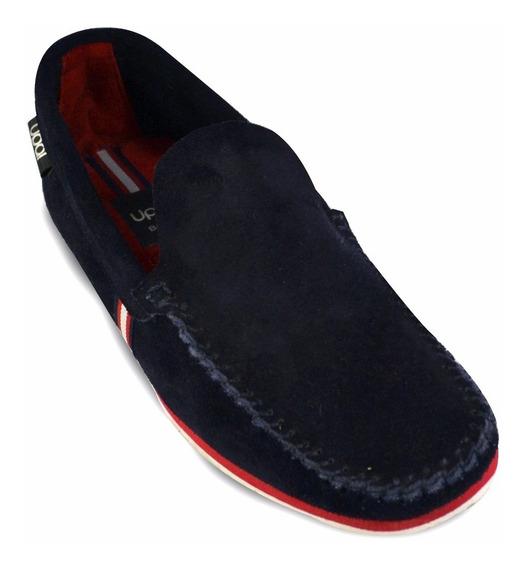 Zapatos Mocasines Upa! Driver Basic Para Mujer
