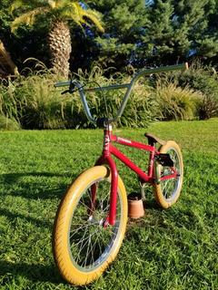 Bicicleta Bmx Rodado 20 Fit Bike Co