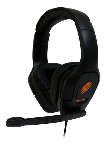 Fone De Ouvido Com Microfone P3 Usb Headset Brutal Hs412 Oex