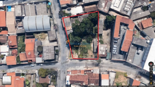 Lote Com 602 M² , Próximo Av. Antonio Carlos; - 5653