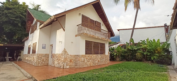 Casa En Venta El Limon Maracay Rah 21-6757 Pm