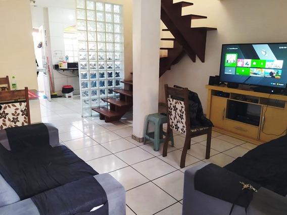 Casa Com 2 Quartos Para Comprar No Santa Mônica Em Belo Horizonte/mg - 2272