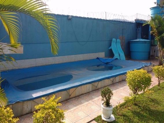 Casa Grande Com Piscina Em Mongagua - 1303 - 4736054