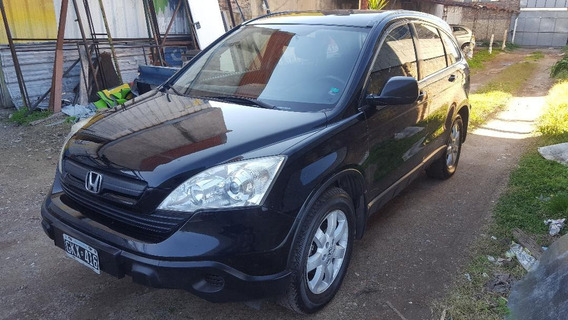 Honda Cr-v 2007 4 X 4 Manual