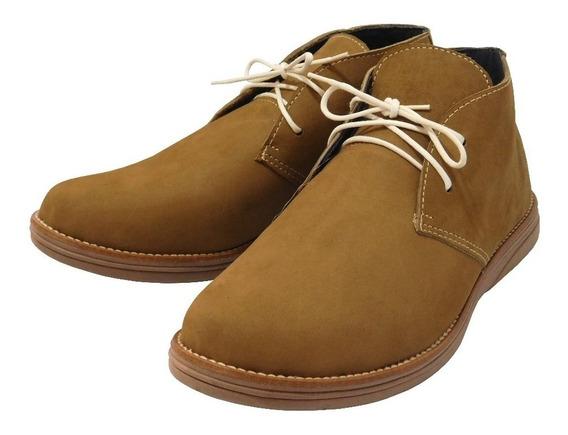 Sapato Sapatênis Casual Esporte Fino Masculino Couro Nobuck