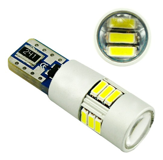 Kit Lampadas Led C4 Pallas Hatch Interno