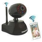 Zebora Baby/pet Monitor,through Free Mobil App Superhd 960p