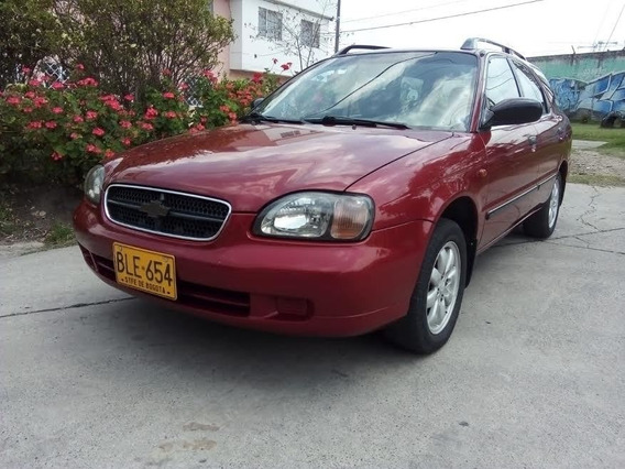 Chevrolet Esteem Station Wagon Mt