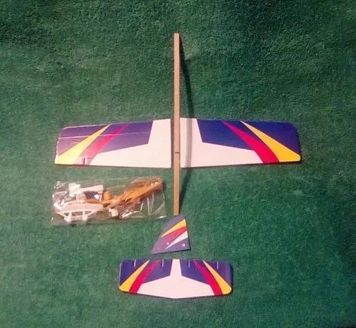Avionetas Aeromodelismo Impulsados Por Liga