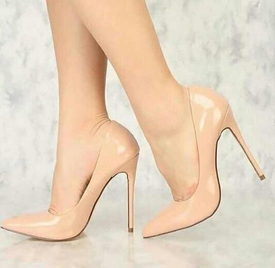 Zapatos Stilettos Mujer ****** Charol ******