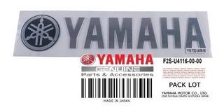 Emblema Lateral (adesivo Cromado) Jet Ski Yamaha 4 Tempos
