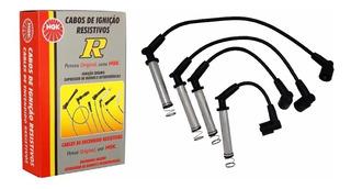 Cables Ngk + Bujías Bosch Chevrolet Corsa Classic 1.6