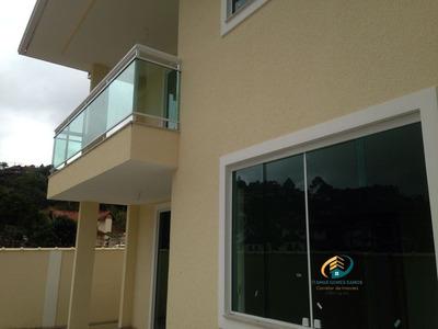 Casa A Venda No Bairro Braunes Em Nova Friburgo - Rj. - Cv-108-1