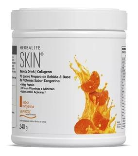 Beauty Drink Colágeno Herbalife Skin Verisol Pronta Entrega