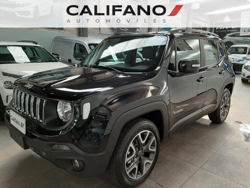 Jeep Renegade Longitude 4x2 At. Tasa 0% 2021 0km