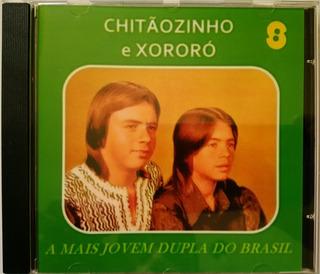 Cd Chitãozinho E Xororó - A Mais Jovem Dupla Do Brasil -1972