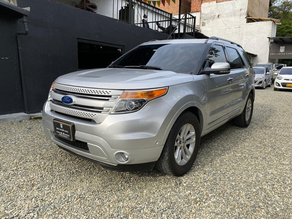 Ford Explorer Limited C.c. 3500 At