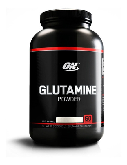 Glutamina X 300 Grs Black Line - Optimum Nutrition