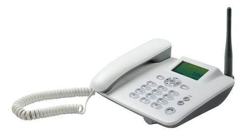 Teléfono Celular Fijo Huawei Ideal Para El Campo Chip Gratis