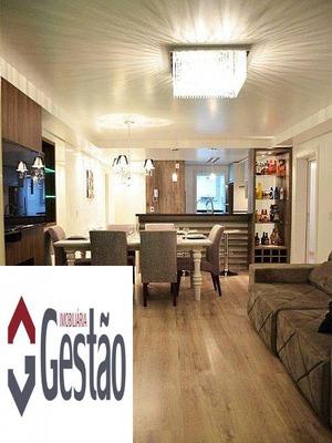 Apartamento Mobiliado Com 3 Dormitório(s) Localizado(a) No Bairro Centro Em Canela / Canela - G2244