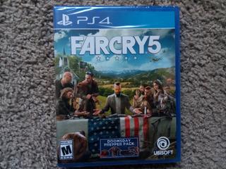Farcry 5 Ps4 Nuevo Y Sellado