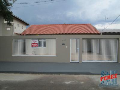 Casas Residenciais Para Alugar - 04806.002