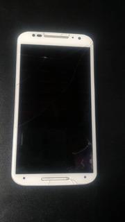 Motorola Moto X2 Xt1097 , Tela Quebrada Leia A Descrição