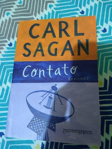 Livro Contato - Carl Sagan - Frete Grátis