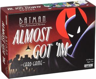 Batman Almost Got