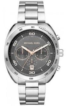 Relógio Michael Kors Mk8622 (masculino) Dane - Prata