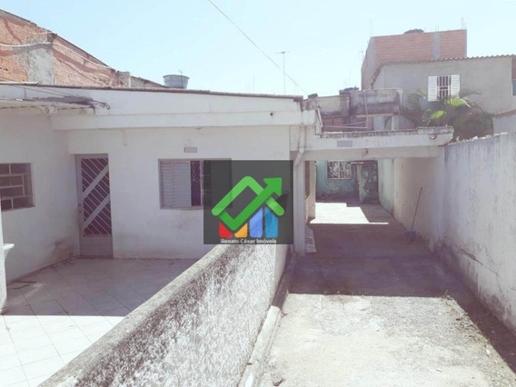 Casa À Venda No Bairro Jardim Presidente Dutra Em Guarulhos/sp - 134