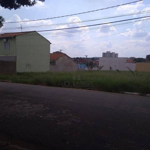 Terreno À Venda, 312 M² Por R$ 215.000 - João Aranha - Paulínia/sp - Te4172