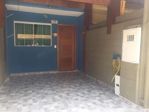 Imagem 1 de 23 de Sobrado Com 69 M² Sendo 2 Dormitórios, 1 Vaga, Lazer À Venda Por R$ 268.000 - Jardim Santo André - Santo André/sp - So0442