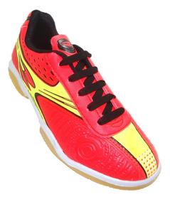 Chuteira Masculino Adulto Tênis Futsal - Goiaba 351.36