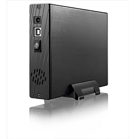 Case Para Hd Externo 35 Novo C/ Ventilador Multilaser Ga119