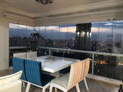 Cobertura Em Alto Da Mooca, São Paulo/sp De 220m² 3 Quartos À Venda Por R$ 2.130.000,00 - Co237362