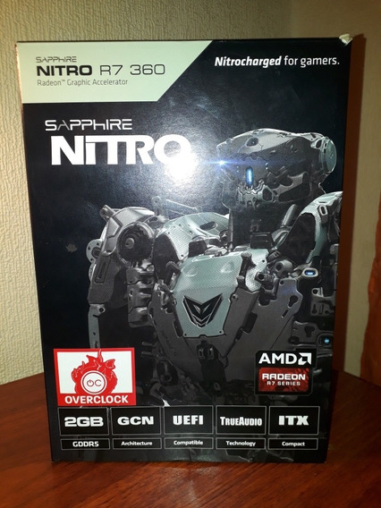 Amd Radeon R7 360 2gb