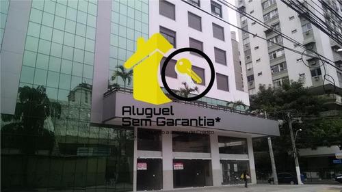Excelente Sala Comercial Para Venda E Locação, Icaraí, Niterói. - Sa0052
