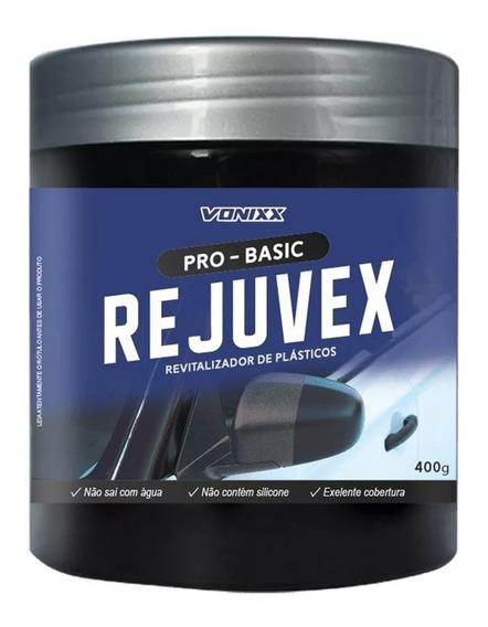 Revitalizador De Plástico Vonixx Rejuvex 400g